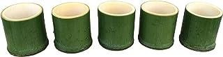 【生】国産青竹使用 つゆ入れ5個セット