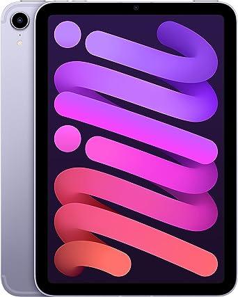 2021 Apple iPad Mini (Wi-Fi + Cellular, 64GB) - Purple (6th Generation)