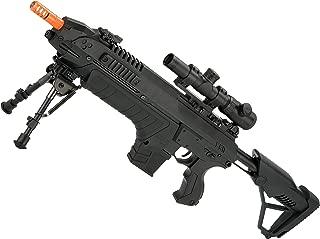 Evike CSI S.T.A.R. XR-5 FG-1508 Advanced Airsoft Battle Rifle (Color: Black)