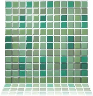 Cocotik Peel and Stick Wall Tile Kitchen Bathroom Backsplash Sticker, 10