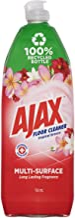 Ajax Floor Cleaner Multi Surface Long Lasting Fragrance Tropical Breeze Cleaner Made in Australia 750mL