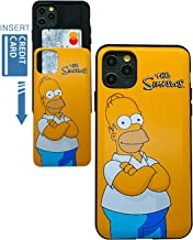 cover iphone 11 homer simpson