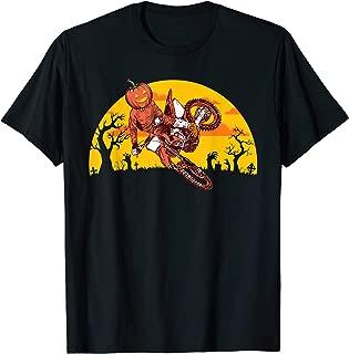 Funny Halloween MX Motocross T-Shirt
