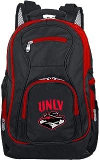 Denco NCAA Colored Trim Premium Laptop Backpack, 19-inches