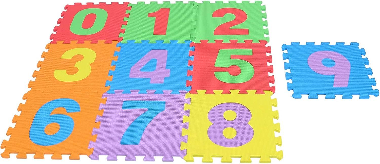 TOYANDONA 10pcs Max 61% OFF Baby Foam Puzzle Mat 2021new shipping free shipping Play Crawling Interlocking
