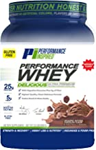 Sponsored Ad - Performance Inspired Nutrition Performance Whey Protein, 2.0 Lb - Style: PWCHOC, Decadent Natural Chocolate...