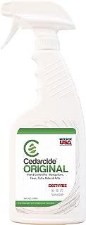Cedarcide Original (Pint) Made in USA Flea & Tick Cedar Oil Biting Insect Spray