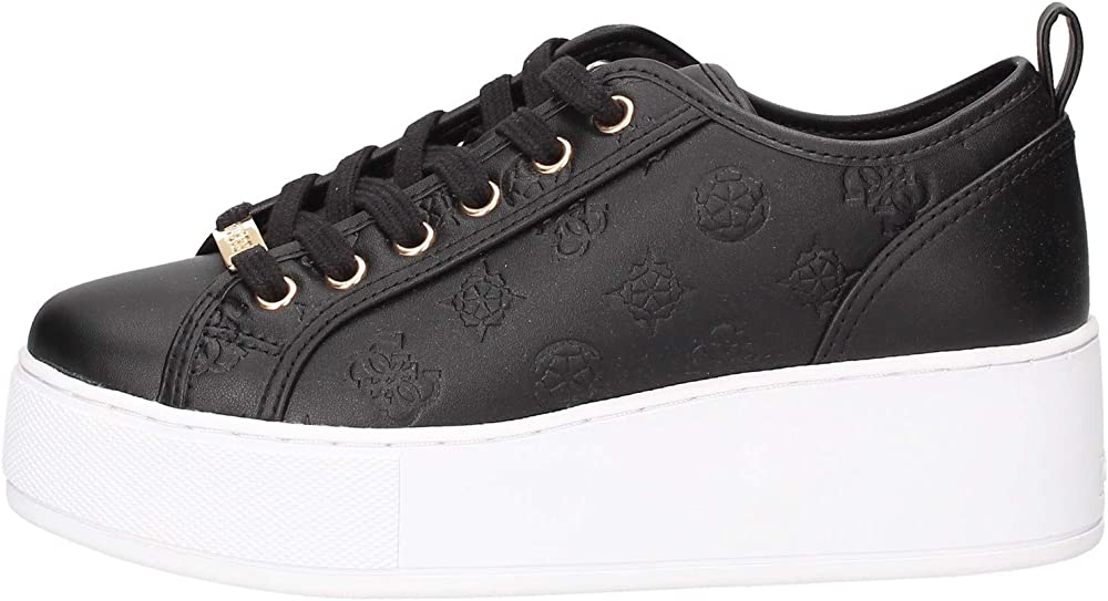 Guess  sneakers in ecopelle da donna FL6NEAFAL12