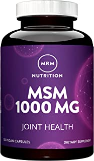 MSM 1000mg (Methyl-sulfonyl-Methane)
