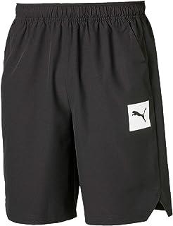 Puma Men'S Tec Sports Woven Shorts, Puma Black