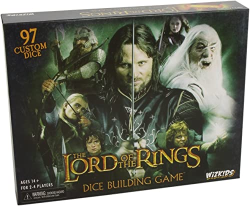 WizEnfants NECA - 332547 - Lord of The sacues - Dice Game