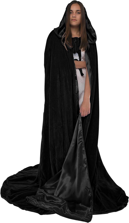 Artemisia Designs Fully Lined Cloak mart Sale item Medieval Renaissance Velvet