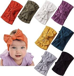 Baby Girl Nylon Headbands,Newborn Infant Toddler...