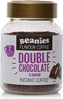 Beanies Double Chocolate Flavoured Instant Coffee - 50 gm