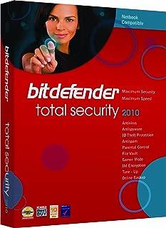 Bitdefender Total Security 2010 - 3Pc/2Yr [OLD VERSION]