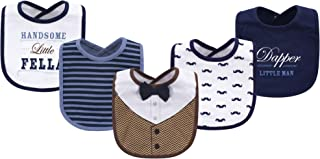 Little Treasure Unisex Baby Cotton Bibs