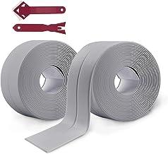 2 rollen Caulk Strip Sealant Tape, keuken, bad, toilet, muurafdichtingstape, waterdichte schimmel proof zelfklevende kloof...