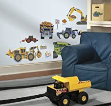 Asian Paints Nilaya New Speed Limit - Construction Vehicles wall stickers