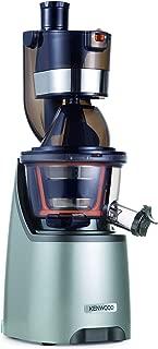 Kenwood PureJuice Pro Extractor de nutrientes, licuadora de zumos naturales, entrada dual alimentos, depósito para pulpa, función aclarado y tapón anti-goteo 240 W, 1.5 L, plástico, aluminio