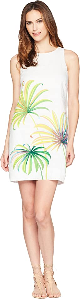 Tommy Bahama Cirque De Palm Shift Dress