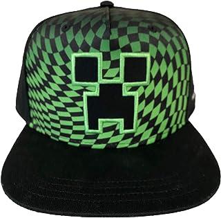 Minecraft Boys Snapback Baseball Cap