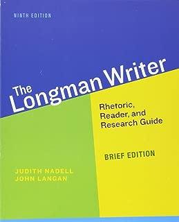 Longman Writer, The, Brief Edition (9th Edition)