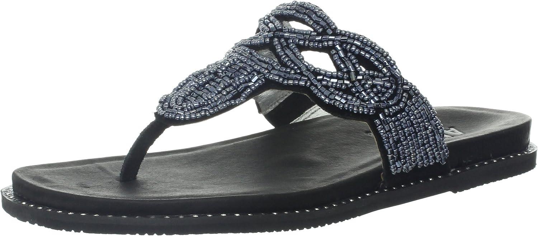 Vionic Women's Bella Wide Toe Post Sandals in Tortoise