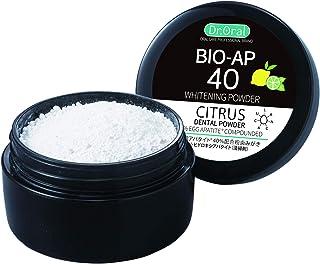 ドクターオーラル (Dr.Oral) ホワイトニングパウダーシトラス リニューアル 卵殻アパタイト40% 配合石けん粉歯磨き 25g
