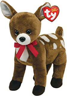 Ty Beanie Baby - Chestnut - Reindeer