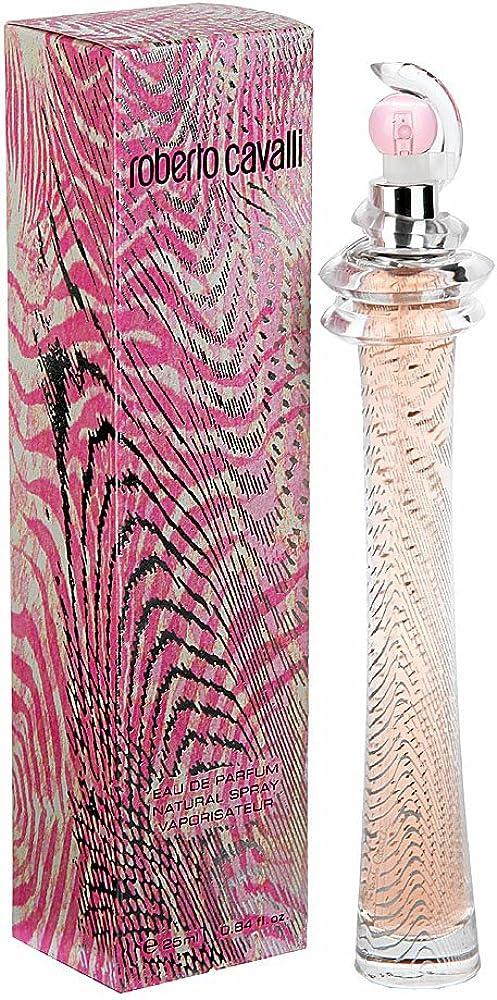Roberto cavalli woman eau de parfum profumo per donna spray 25 ml 135268
