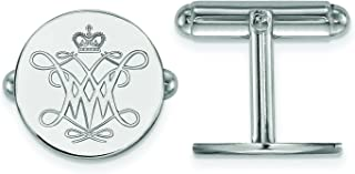 william and mary cufflinks