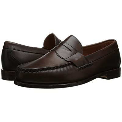 Allen Edmonds Cavanaugh (Brown Burnished Calf) Men