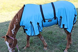 CHALLENGER 70 Horse Bug Mosquito Fly Sheet Summer Spring Airflow Mesh UV 73401