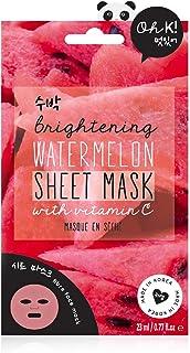 Oh K! Revitalizing Vitamin C Watermelon Sheet Mask