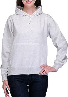 Scott International Women's Cotton Blend Hooded Sweatshirt