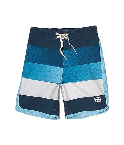Billabong Kids 73 Stripe Pro Swim Shorts (Toddler/Little Kids) Boy