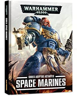 Warhammer 40000 40k Codex Adeptus Astartes - Space Marines 2015 Sealed