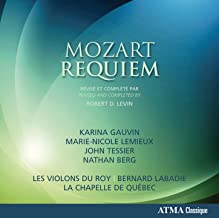Mozart: Requiem in D Minor, K. 626 (Completed by R. Levin) [Live]