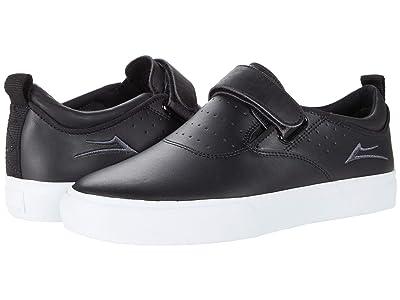 Lakai Riley 2 Vs (Black Leather) Men