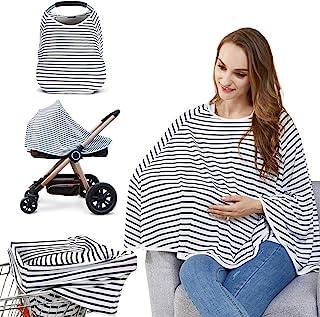Baby Nursing Cover Poncho Breastfeeding