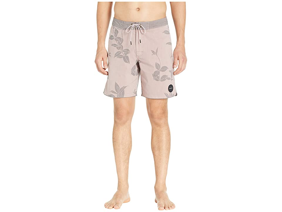 RVCA Toro Trunk (Dusty Blush) Men