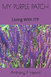 MY PURPLE PATCH: Living With ITP