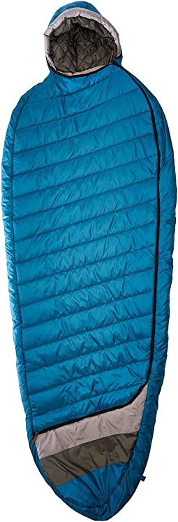 Kelty Tuck 40 Degree Thermapro Ultra Long Left Handed Zippers