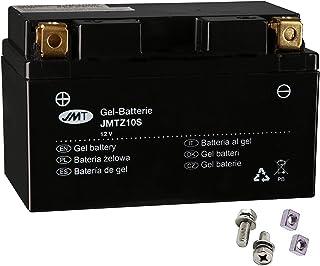 YTZ10S Gel Batterie für AN 400 Burgman Baujahr 1999 2016 von JMT