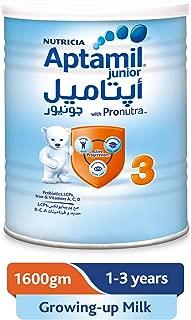Aptamil Junior 3 Growing Up Milk, 1600g