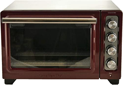 discount KitchenAid high quality RKCO253GC 12 Inch Counter Top Oven wholesale Gloss Cinnamon - (Renewed) online