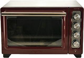 KitchenAid RKCO253GC 12 Inch Counter Top Oven Gloss Cinnamon -  (Renewed)