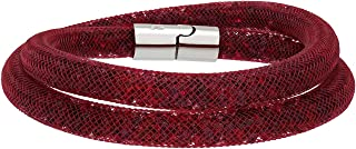 Stardust Red Double Bracelet M - 5119411
