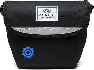 POTA BIKE(ポタバイク) セミハードフロントバッグ for ミニベロ