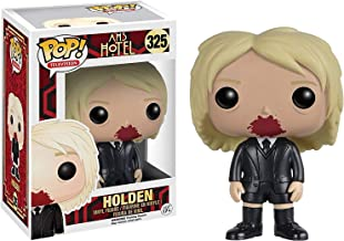 Funko Holden: American Horror Story - Hotel x POP! TV Vinyl Figure & 1 POP! Compatible PET Plastic Graphical Protector Bundle [#325 / 09140 - B]
